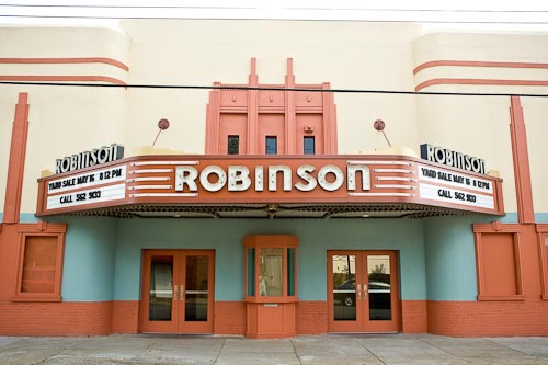 Project Spotlight: Historic Robinson Theater Renovation