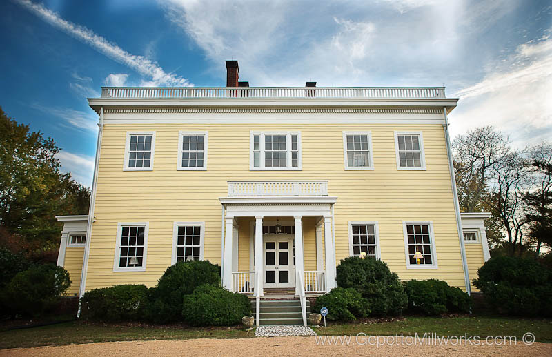 Southern Plantation Historic restoration contractor