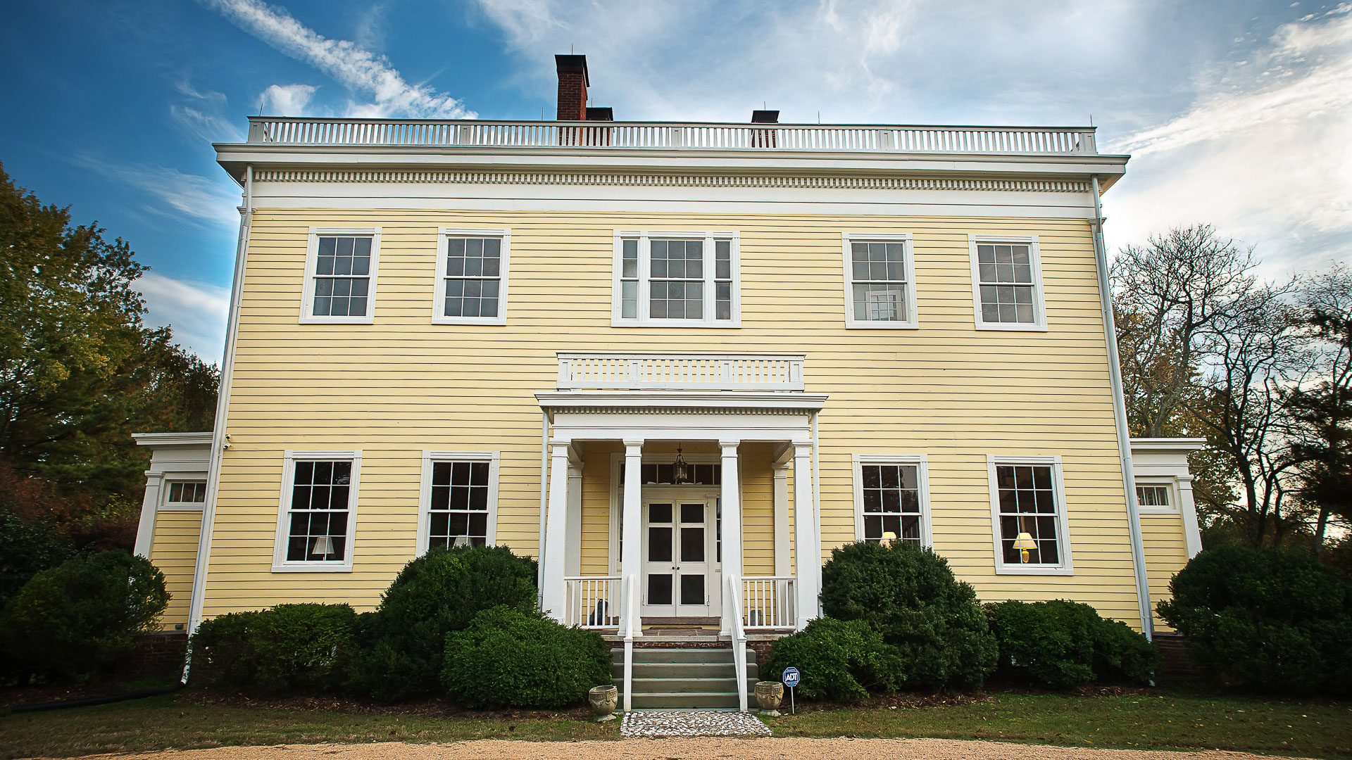 Historic Virginia Plantation Restoration Contractor