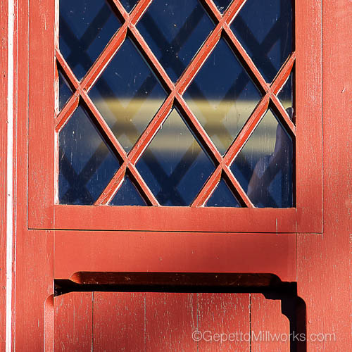 Historic Wooden Window Builder Richmond VA
