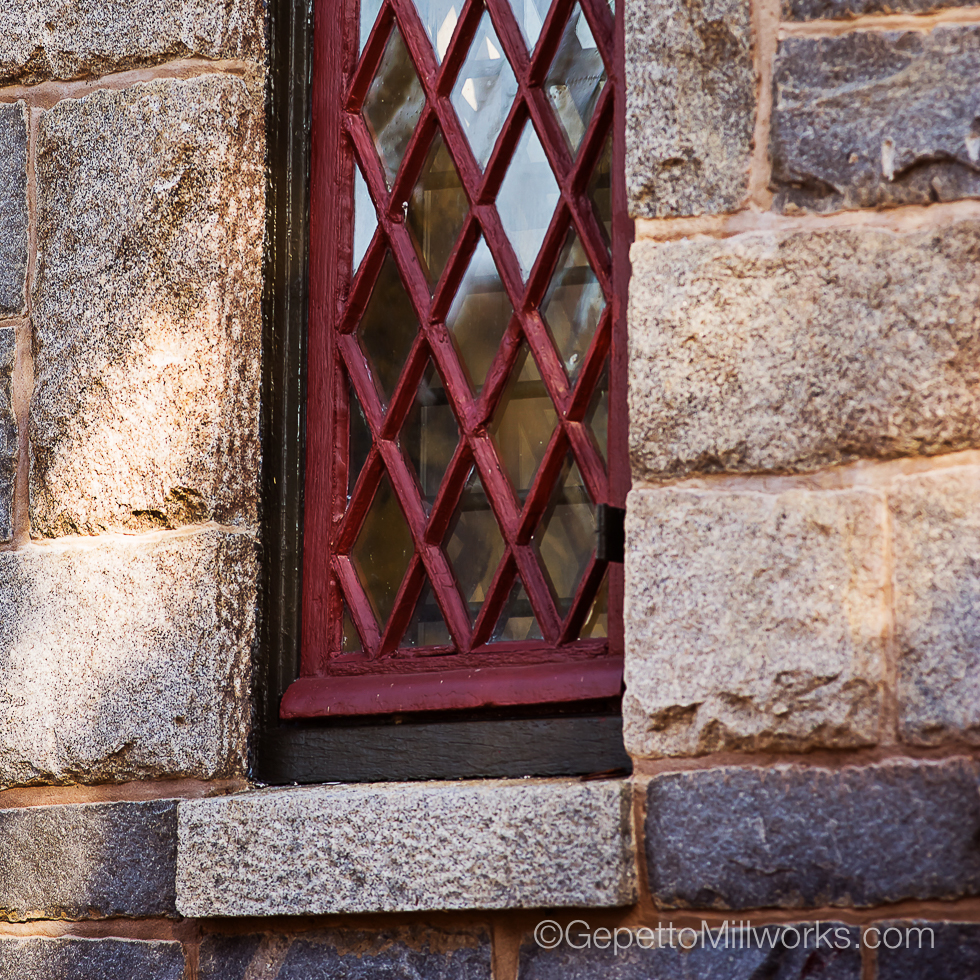 Complex Historic Window Restoration Contractor