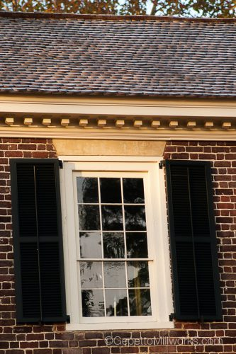 Historic Wooden Windows Made to Order