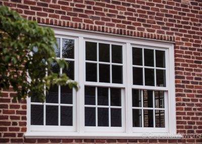 Solid Wooden Windows Construction VA