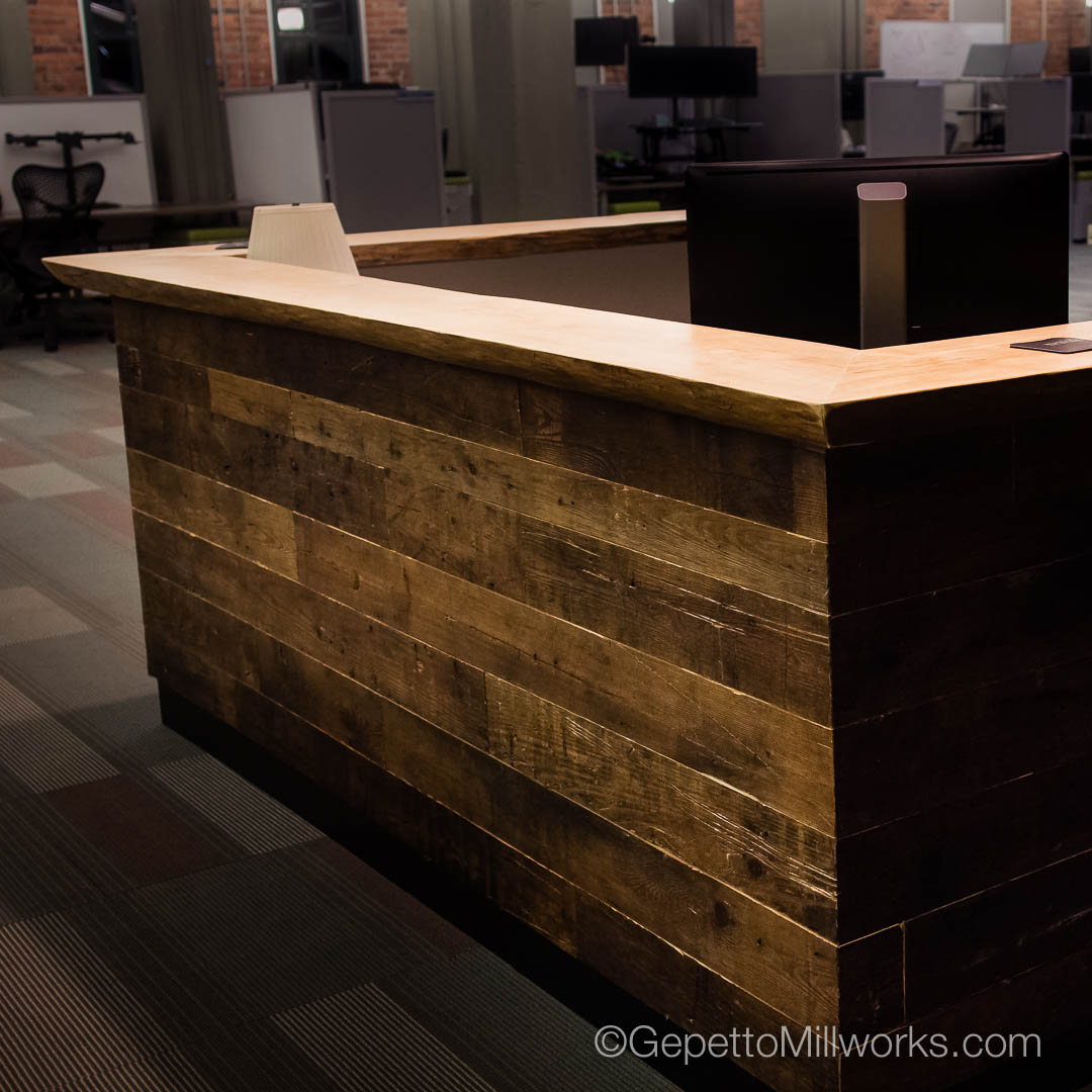Creative Office Space Design Virginia