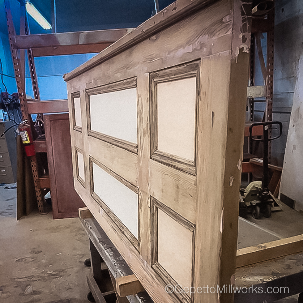 Solid Wood Door Restoration Amp Refinishing Va