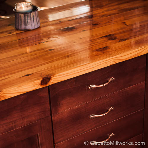 Solid Wood Countertops Richmond