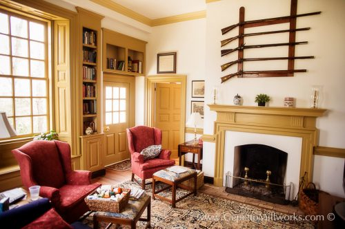Historic Renovation Wood Products