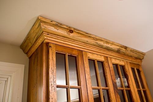Project Spotlight Reclaimed Barn Turned Kitchen Cabinets
