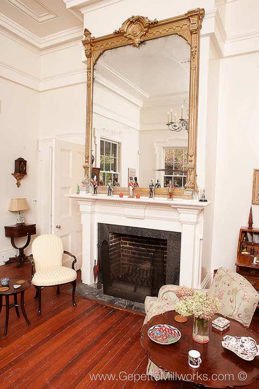 Historic Woodworking for Period Authentic Home Renovation