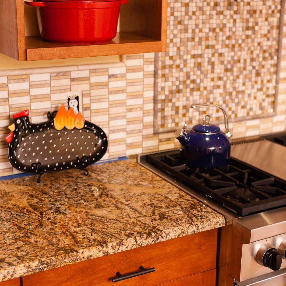 De-Clutter Your Kitchen Appliances with Custom Design