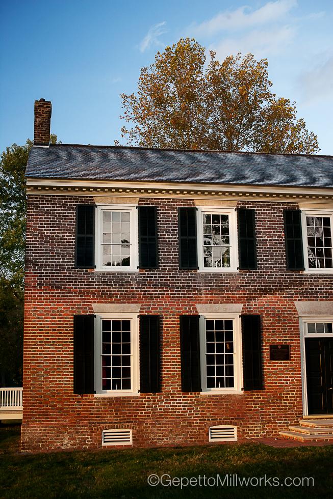 Antique Wooden Window Restoration Services Virginia