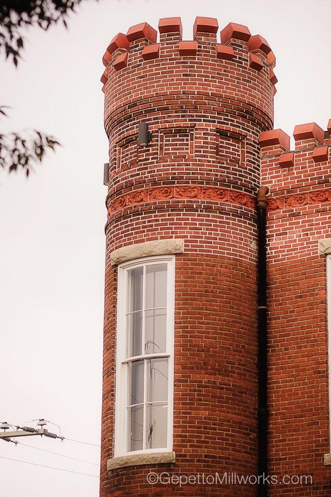 Complex Historical Window Restoration Virginia