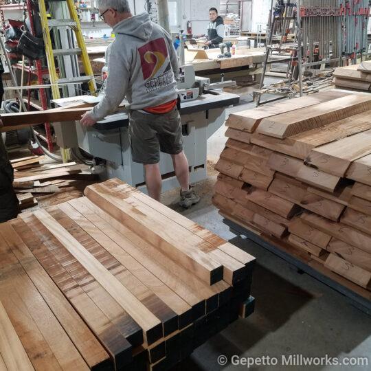 Chesapeake Bay Wood Door Builder